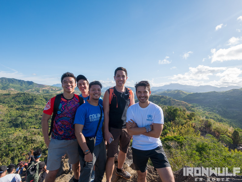 Group photo with Angel of Lakwatsero, Javy Cang, Gideon Lasco and Atom Araullo