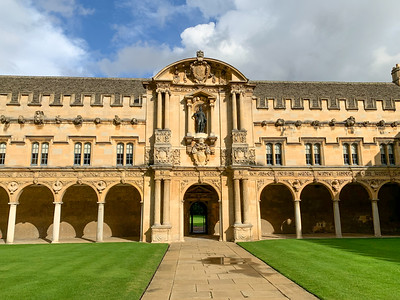 St. Johns College, Oxford