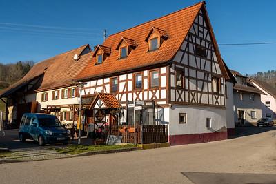 Sulzau, Germany, original home of Franz Kotz.