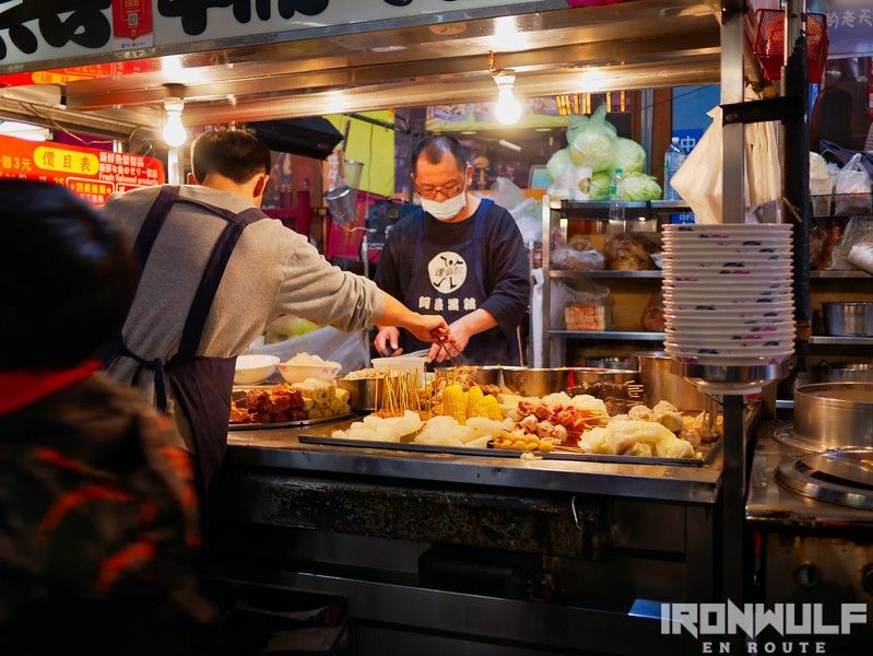 Shabu-shabu stall