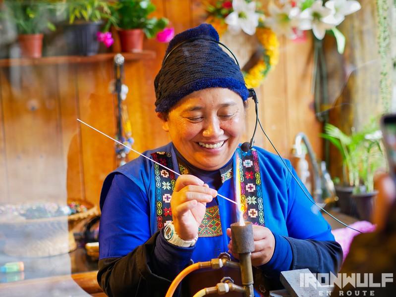 Formosan tribe bead work