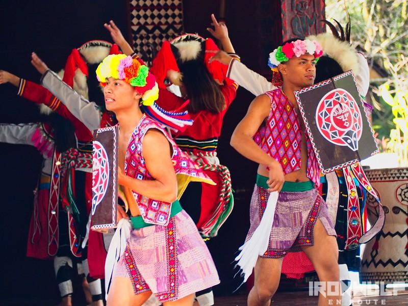 A cultural performance