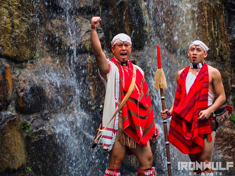 Formosan cultural performers