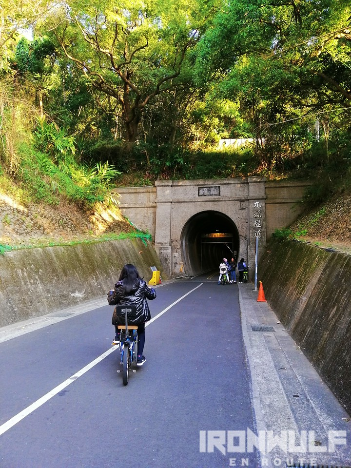 Taichung City | Houfeng Bikeway: An Old Tunnel, Steel Bridge and Scenic Bike Trail