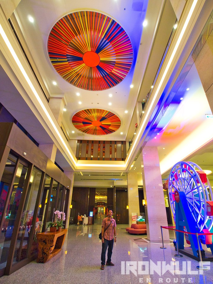 Fullon Hotel lobby