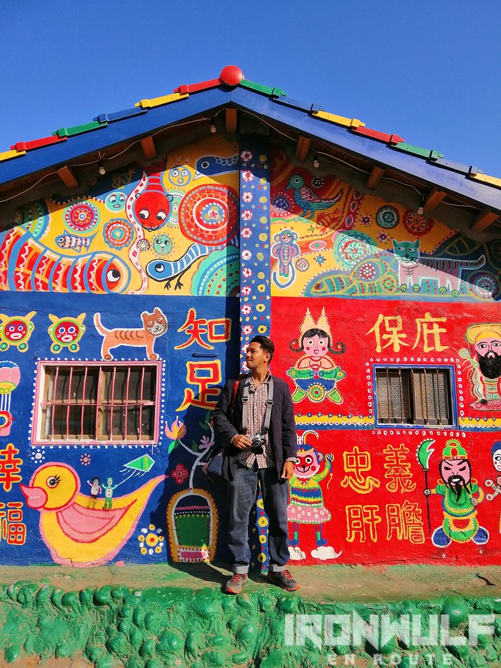 """One of the most """"instagrammable"""" areas in Taiwan"""