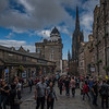 Royal Mile - Edinburgh - Lothian - Scotland (August 2019)