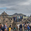 Edinburgh Castle - Edinburgh - Lothian - Scotland (August 2019)