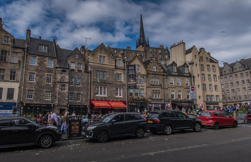 Grassmarket - Edinburgh - Lothian - Scotland (August 2019)