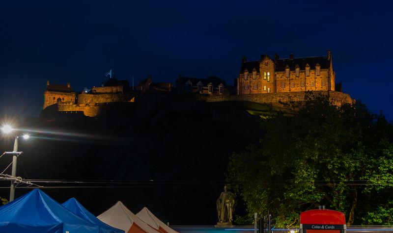Castle Street - Edinburgh (August 2019)