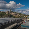 Calton Hill from North Bridge - Edinburgh - Lothian - Scotland (August 2019)
