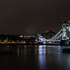 Tower of London & Tower Bridge - River Thames - London (October 2019)