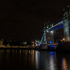 Tower Bridge - River Thames - London (October 2019)