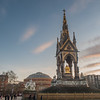 Royal Albert Hall & The Albert Memorial - London (December 2019)