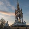 The Albert Memorial - London (December 2019)