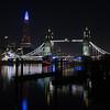 Tower Bridge - River Thames - London (December 2019)