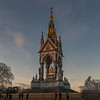 The Albert Memorial - London (December 2019)