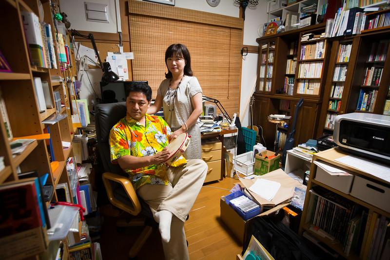 コンちゃんズ・ワンダールーム - Shorakuji, Hokkaido, July 2010