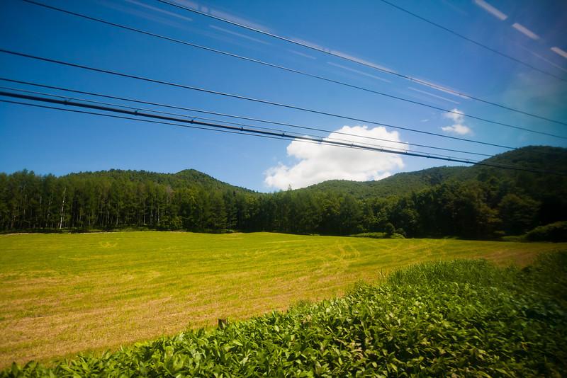 いざ道東へ - Hokkaido, July 2010