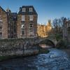 Dean Village - Edinburgh - Scotland (January 2020)