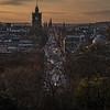 Calton Hill - Edinburgh - Scotland (January 2020)