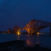 Forth Rail Bridge - South Queensferry - West Lothian - Scotland (January 2020)