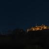 Edinburgh Castle from Princess Street (February 2020)