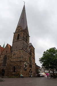 Lieben Frauen Kirche, Bremen.