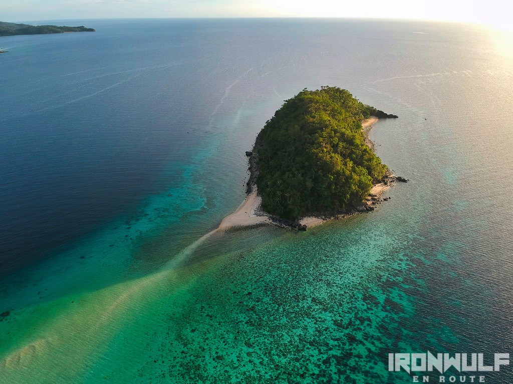 Another look at Bangug island