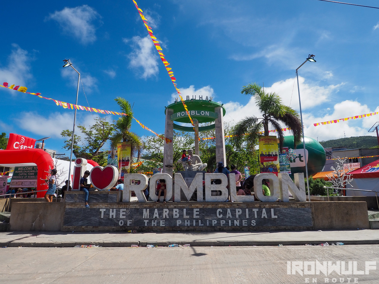 Romblon Freedom Plaza