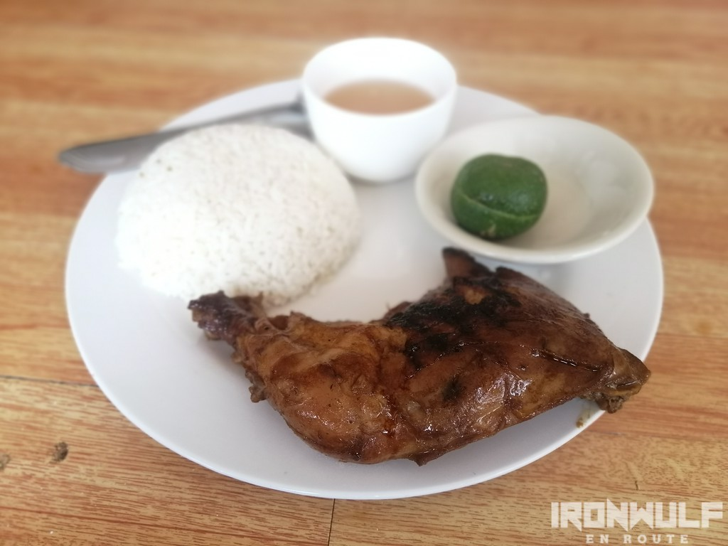 Inasal Chicken at Rancher's
