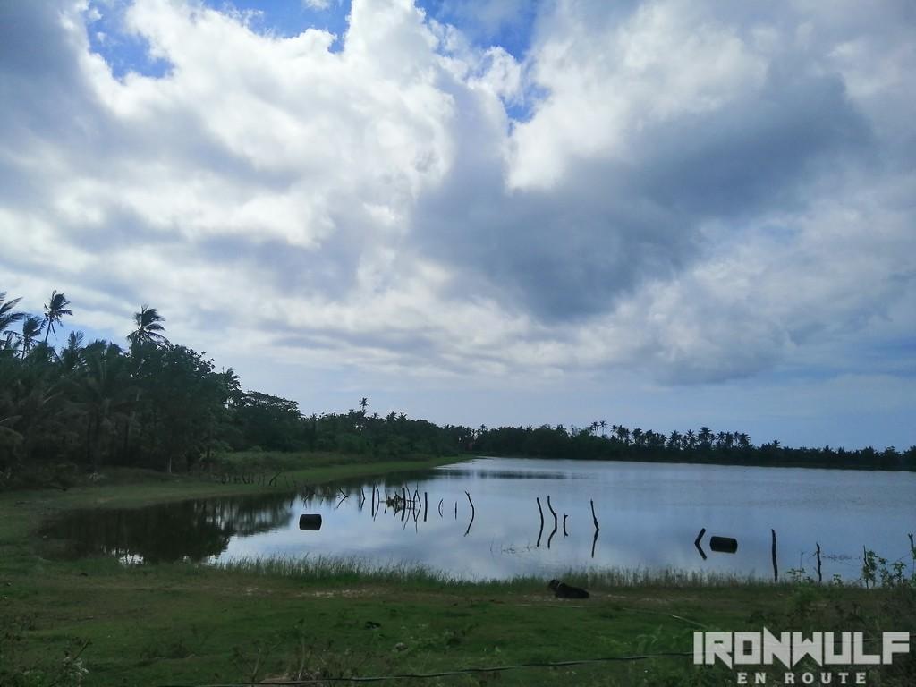 Lamao Lake