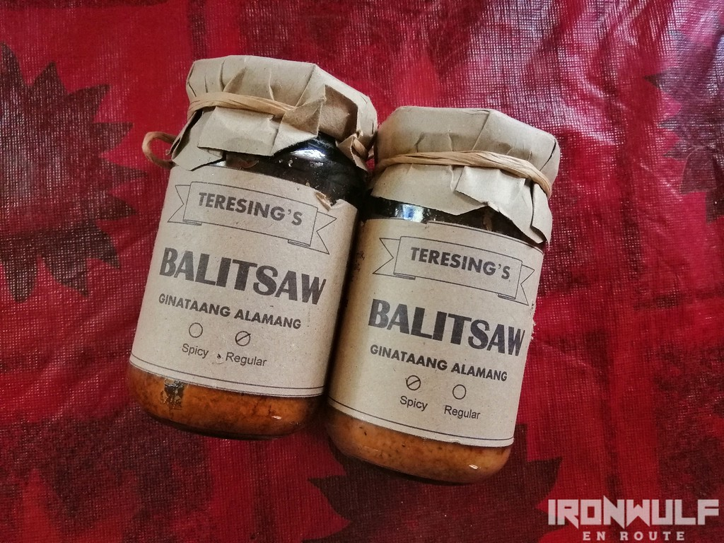 Balitsaw delicacy from Magdiwang