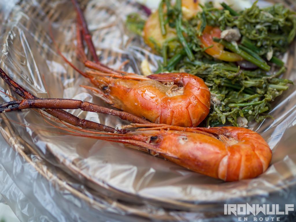 Uyang, freshwater shrimp