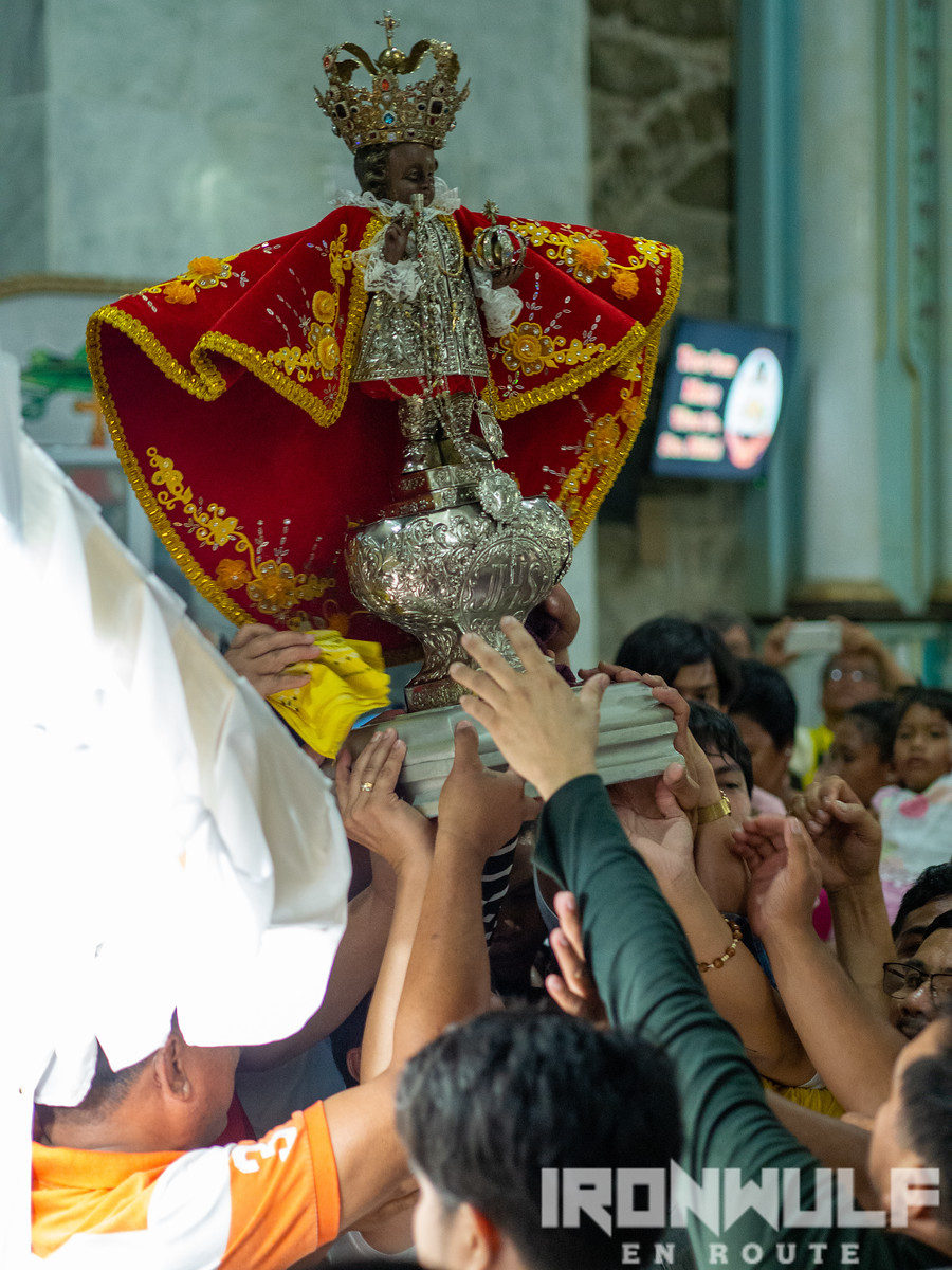 The image of Sto Niño de Romblon