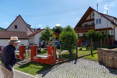 The Duffner-Kotz home in Sulzau.