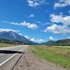 Colorado 133, south of Carbondale