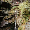 We camped at Watkins Glen, NY. The Central Cascade is a very popular photographic subject.