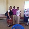 Eva Yeo, Bishop D. Jensen Seyenkulo and Valora Starr