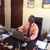 Bishop Jensen Seyenkulo's office