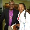Bishop D. Jensen Seyenkulo and Valora Starr