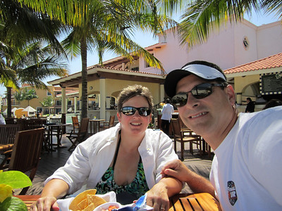 25th Wedding Anniversary in Mexico