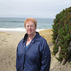 At Pomponio State Beach, 12 miles south of Half Moon Bay on Highway 1.