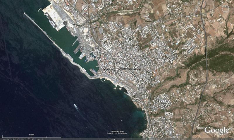 <h1>Civitavecchia, Italy</h1><h3>(Gateway to Rome)</h3> <h2>Day 22 Arrive: 7:00am April 26, 2008 Depart: 8:00pm April 26, 2008</h2>At the end of this day I we were all looking forward to the sea day that followed (especially Shirley.)<br><br>Another breakfast in the room (they don't charge you for it) and another long bus ride.<br><br>In Rome we jumped on the Metro and headed toward the Vatican.  We ended up paying for a tour which worked quite well for us.  It saved us time getting in and was really quite good.  The museum was incredible as was the Sistine Chapel.  We also got to see St. Peter's Basilica. WOW!  That took us about 4 hours and from there we grabbed the metro to the Colosseum.  We didn't have enough time to do any more then see it from the outside but we were happy with that.<br><br>Shirley thought the subway ride was quite an experience, which included people packing into a car like sardines.