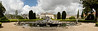 <h2>Queluz National Palace</h2><h3>Queluz, Portugal</h3> The garden was quite nice.  I enjoyed being able to take this panoramic.