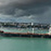 <h2>Port of Maceio</h2>This photo was taken aboard the ship looking into the city of Maceio.