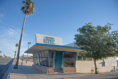 Eye Doctor on Main Road into 29 Palms