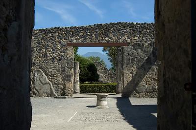 3. Pompeii, Italy