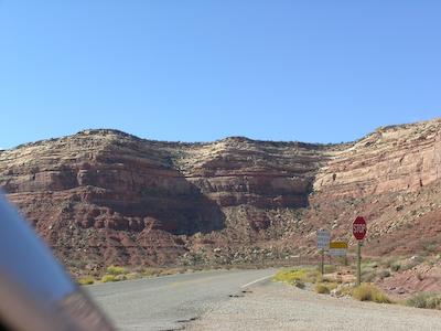 Cedar Mesa, leading to Moki Dugway