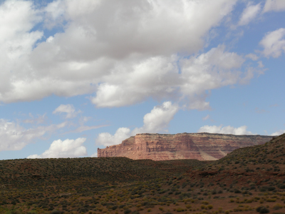 endless Utah - between Moab and Mexican Hat